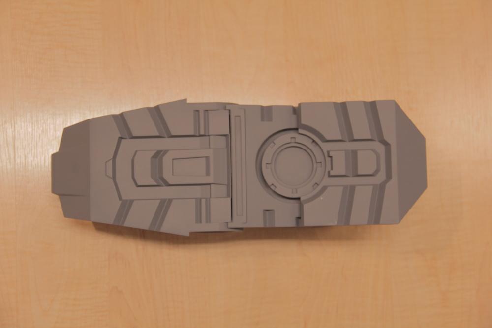 Boot Armor (Bottom)