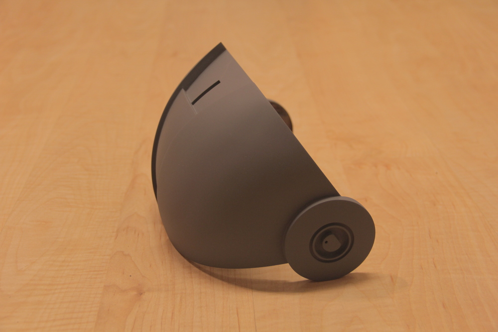 Inner Shoulder Bell Armor (Front)
