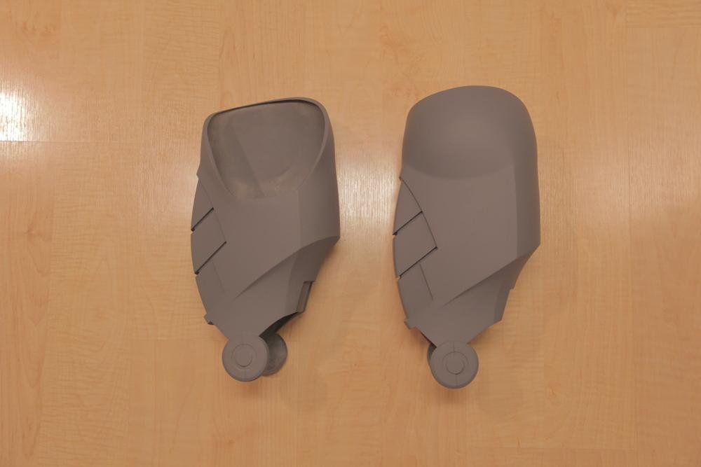 Bicep Armor (Side)