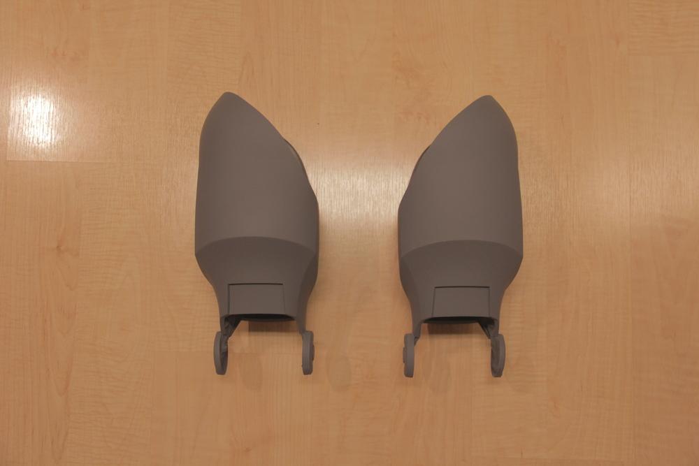 Bicep Armor (Back)