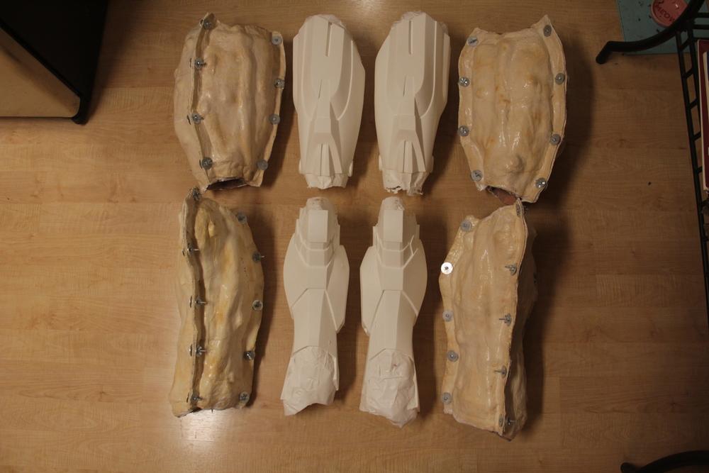 Leg Rotocasts