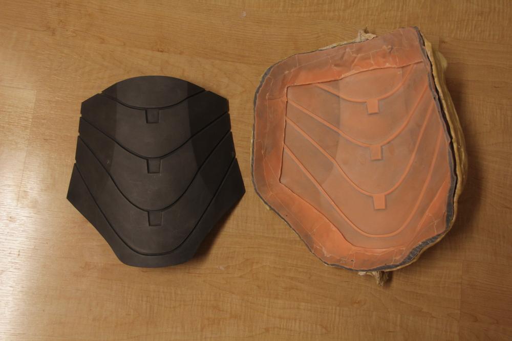 Abdominal cast