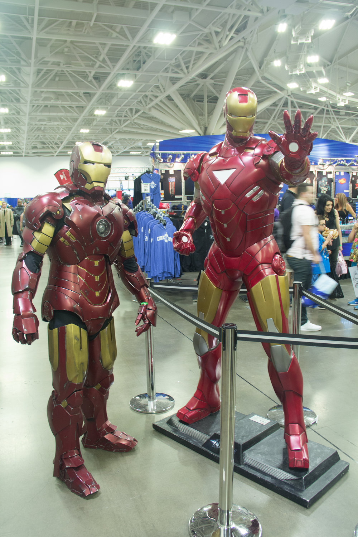 Iron Man, meet Iron Man