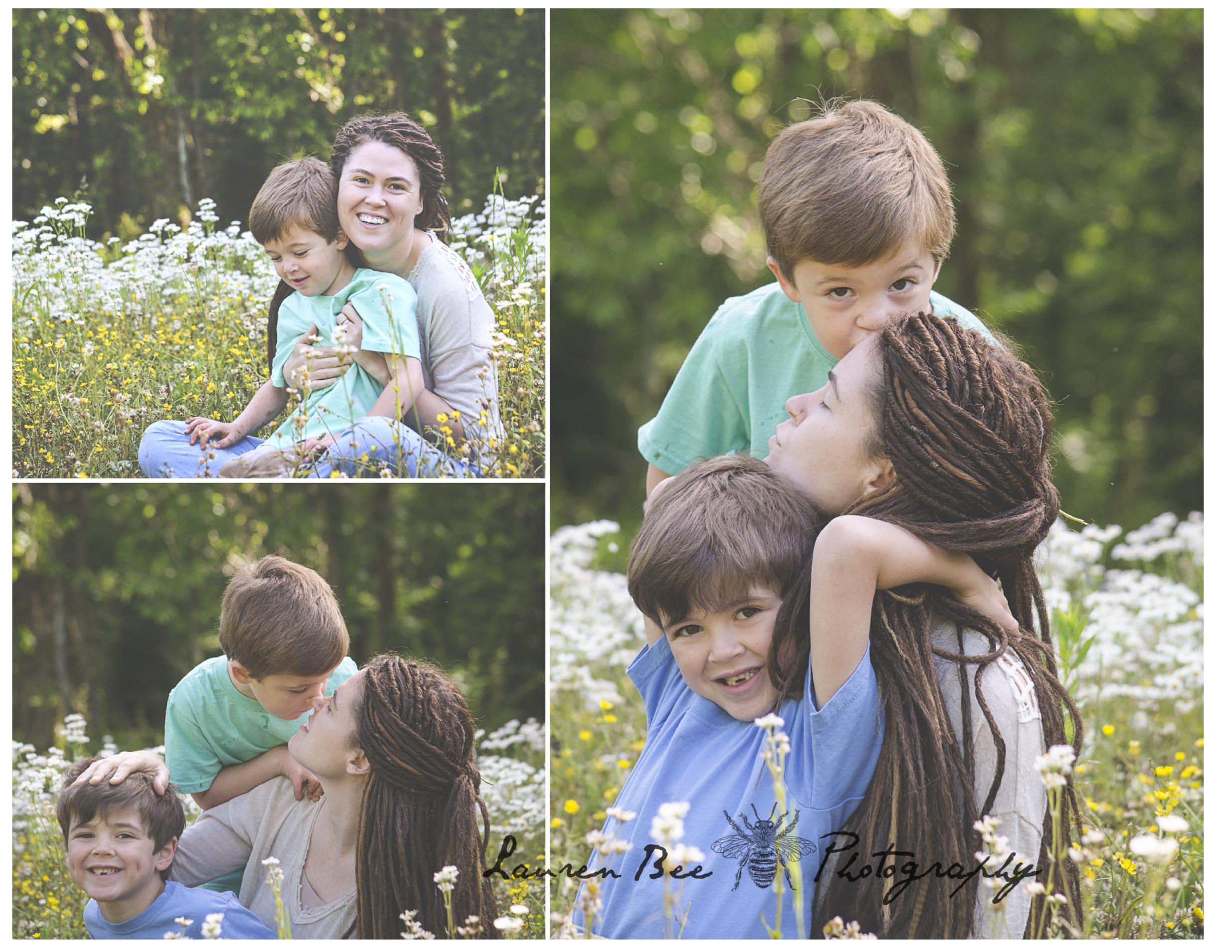 motherhood photography Huntsville Alabama