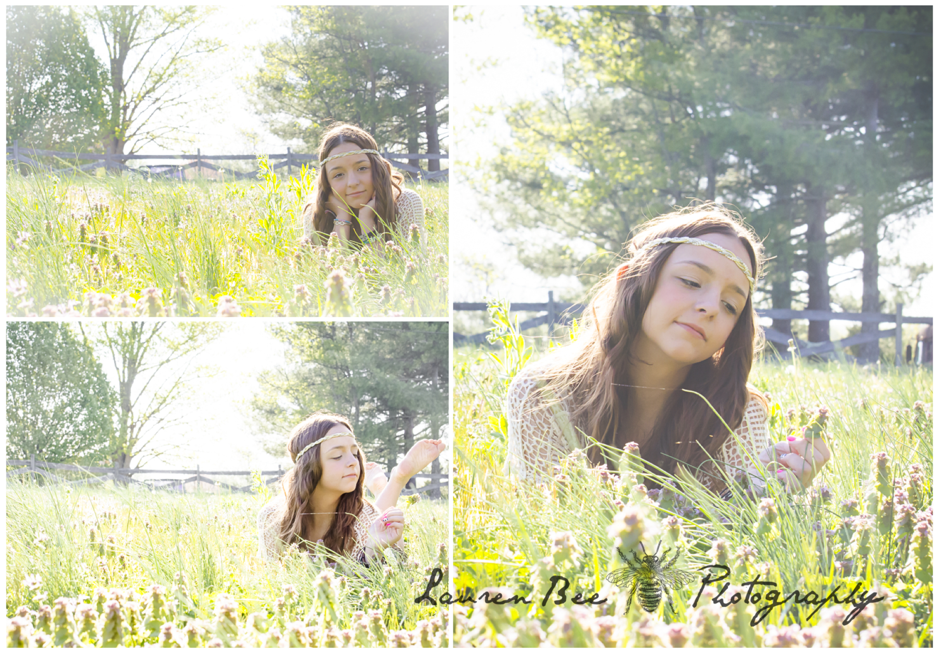 hippie chick photography