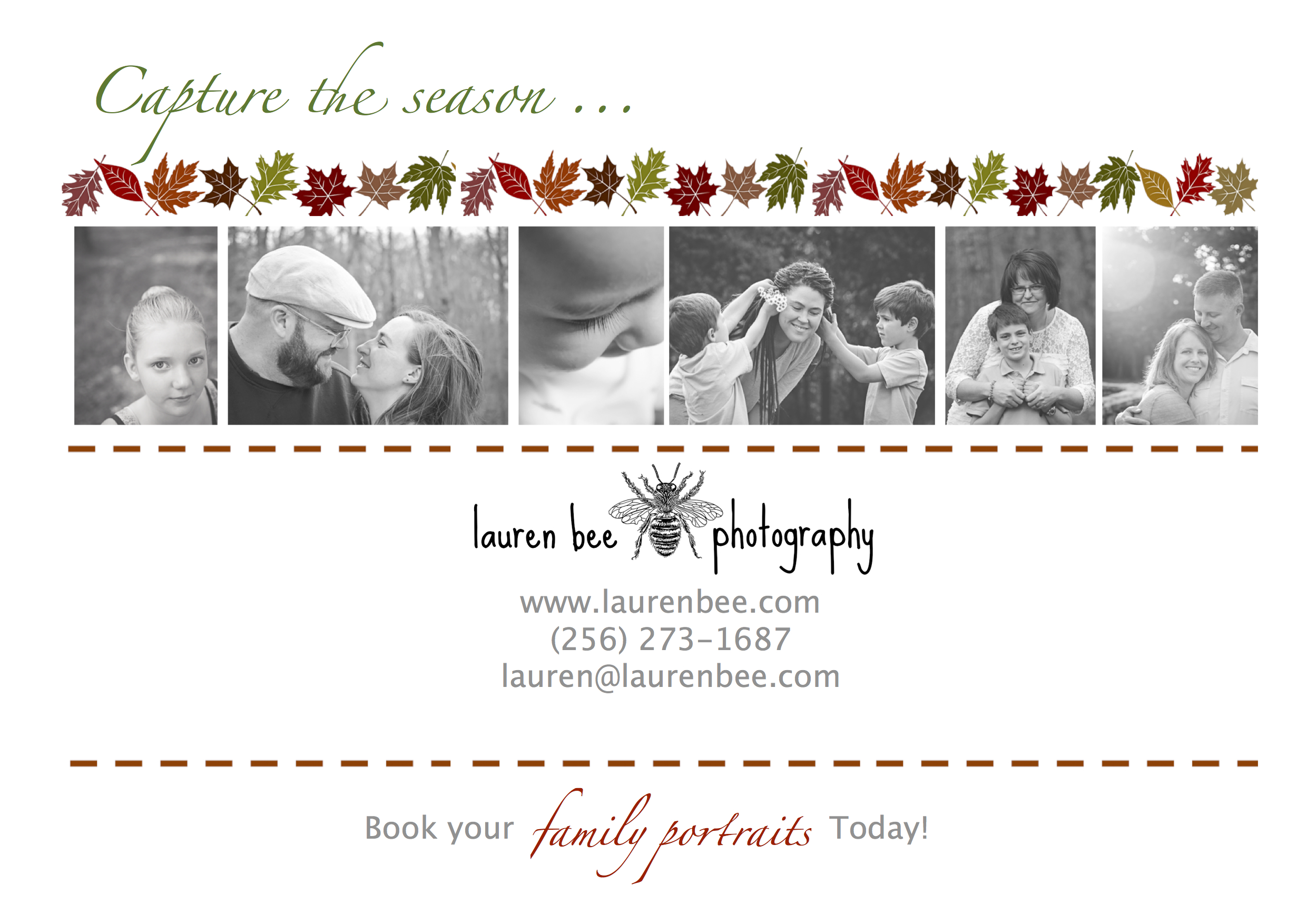 Lauren Bee Photography, Huntsville Alabama portrait photographer