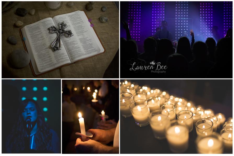 Spirit-led worship...