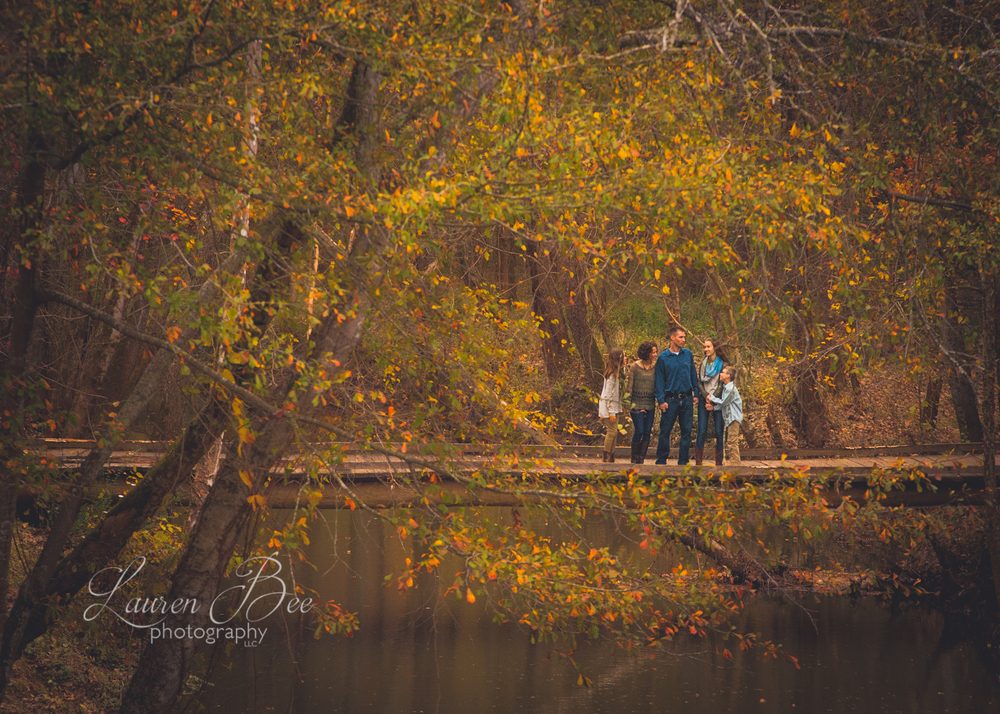 The Autumn color in Huntsville, Alabama was absolute perfection!