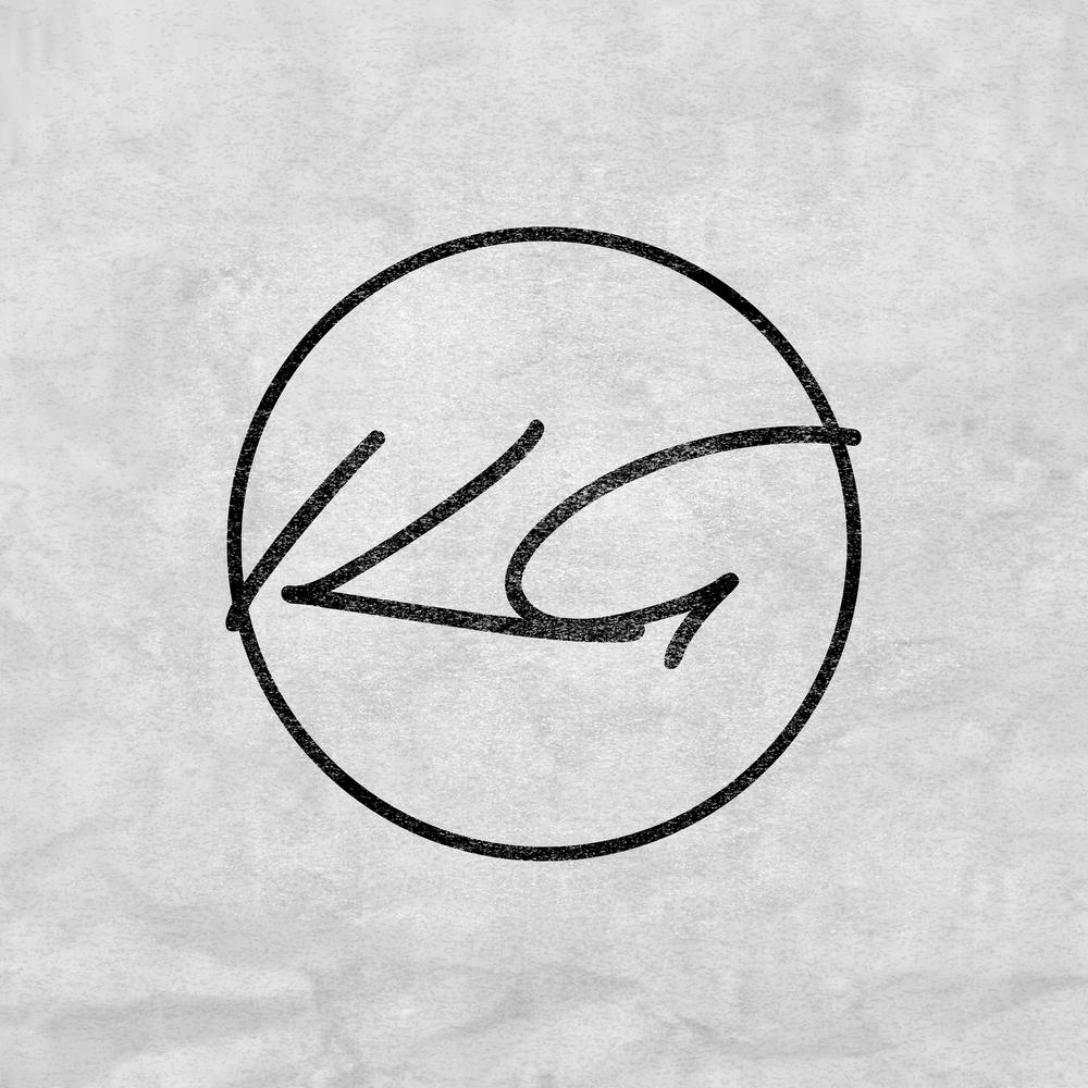 Kevin Garcia Logo 2 draft 1 white.png