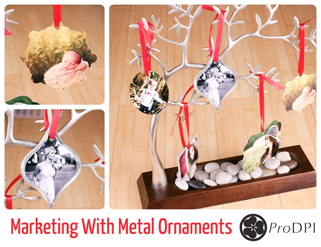 And it gets better! Metal ornaments for christmas gifts this year!