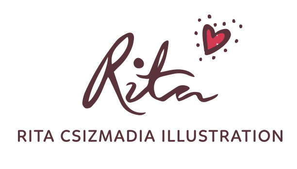 Rita Csizmadia Illustration