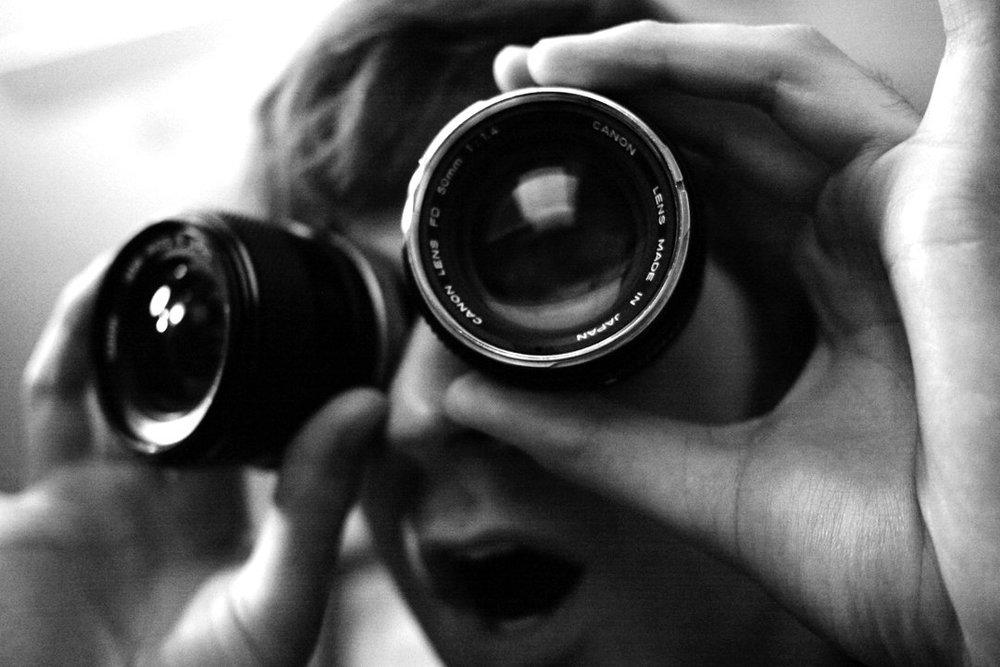 inFLUX Cinematographer, Branden Poe
