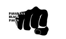 pasadena black pages logo