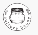 culture honey logo