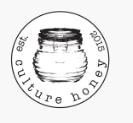 culture honey logo