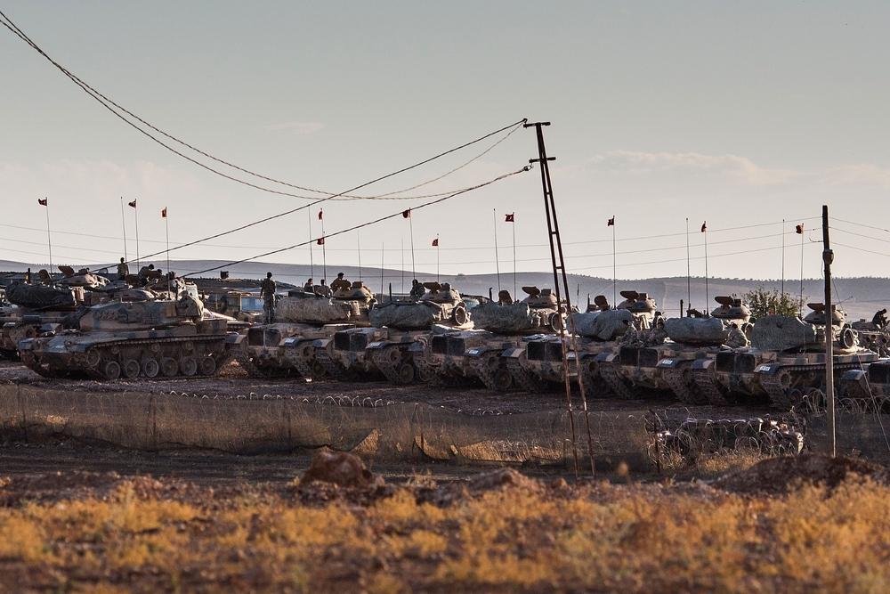 Kobani: Tug of War