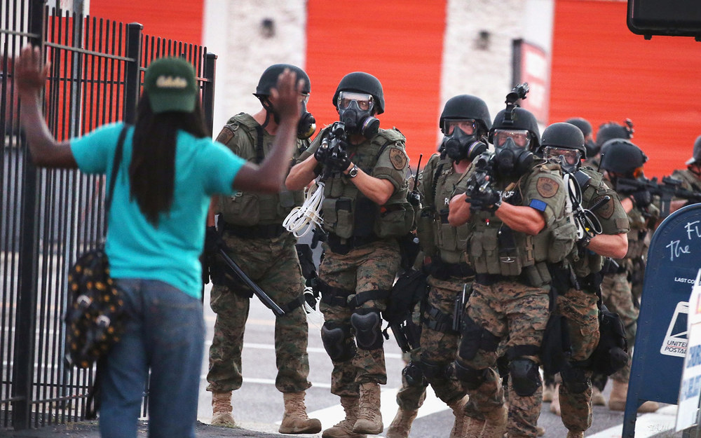 Midterms and Ferguson Politics