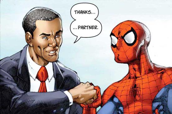 America: The World's Superhero?