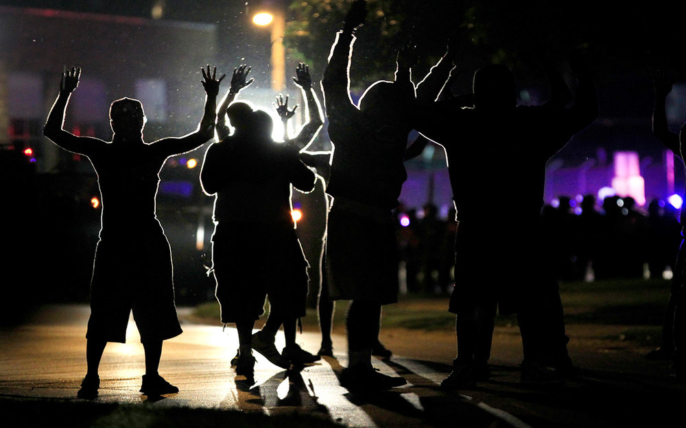 Ferguson: Race and the Law