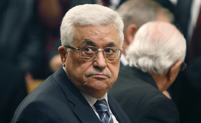"Op-Ed Response to ""Dire Consequences: Abbas Edition"""