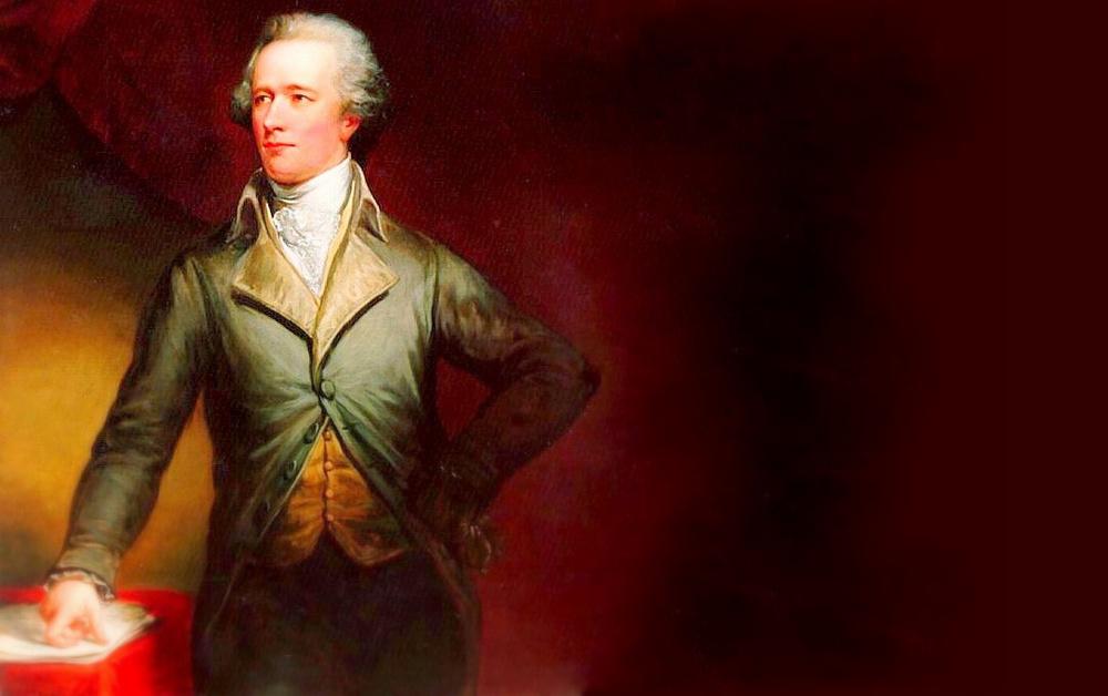 Book Review: Ron Chernow's Alexander Hamilton