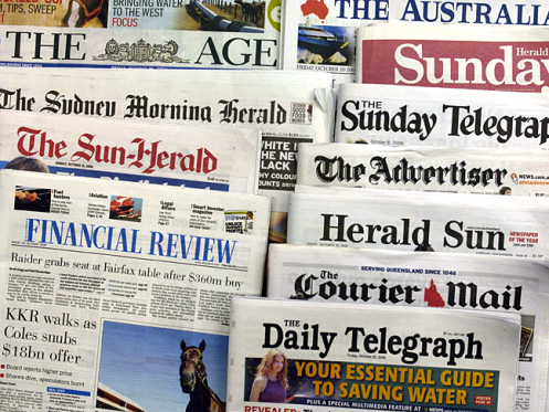 Foreign Media in Rival Nations Capitalize on Brown and Garner Fallout