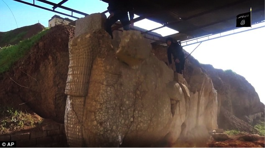 Stop ISIL's Cultural Genocide of the Assyrian People