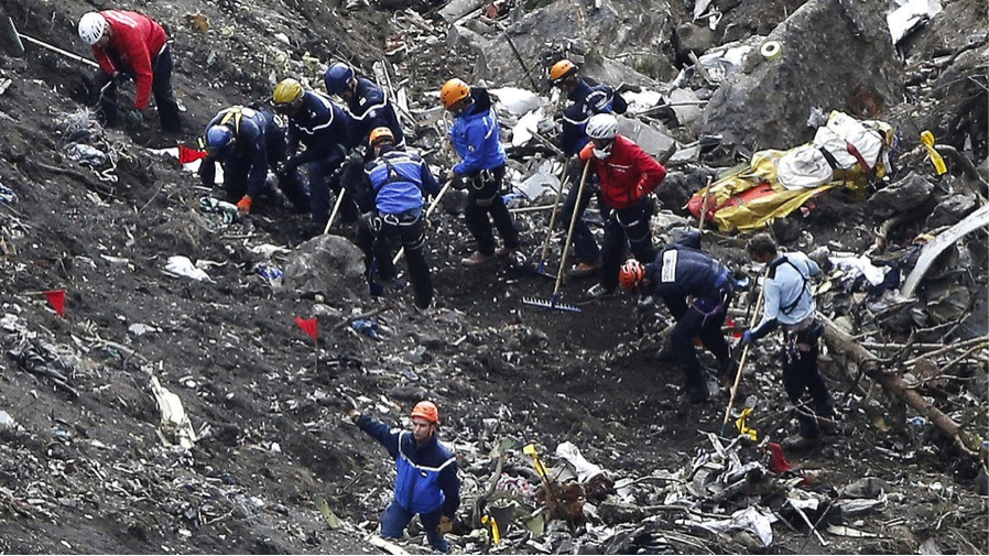 OCD About Safety: The Germanwings Crash