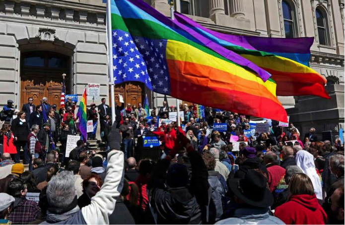 Religious Freedom: The Irony of Liberty
