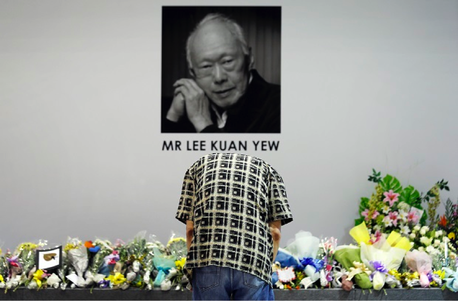 The Man, The Legend: Lee Kuan Yew