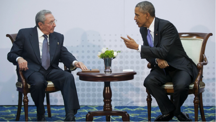 US-Cuba: The Ice is Thawing… For Now