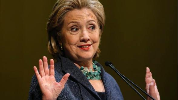 Hillary Clinton's Catch-22