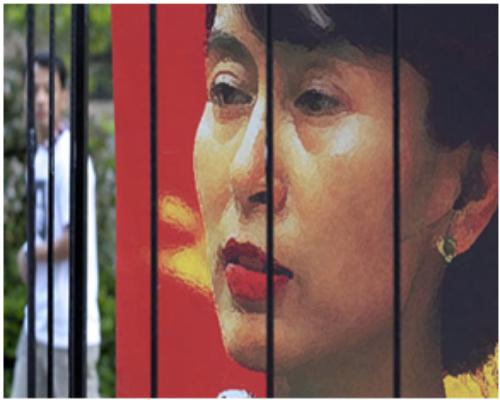 Anwar Ibrahim's Jail Sentence: An American Lens,A Burmese parallel