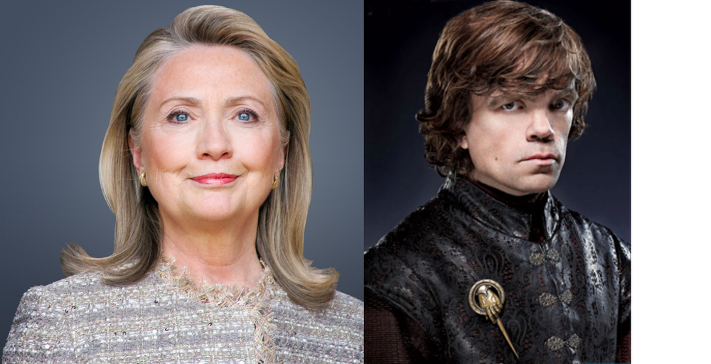 Game of Thrones 2016: From the Iron Throne to the Oval Office