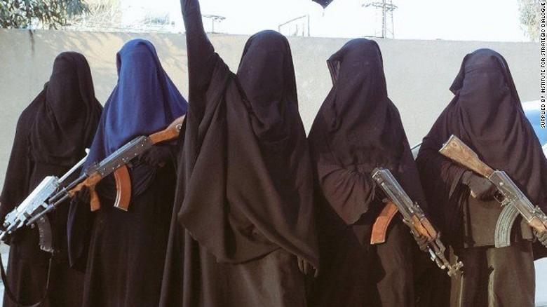 Behind the Screens: Women of ISIS and the Threat of the Internet