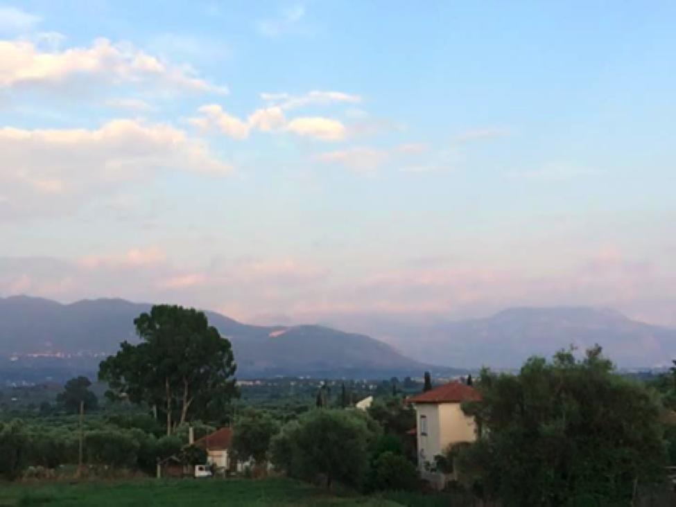 Eva is still eva-- a greek village unchanged