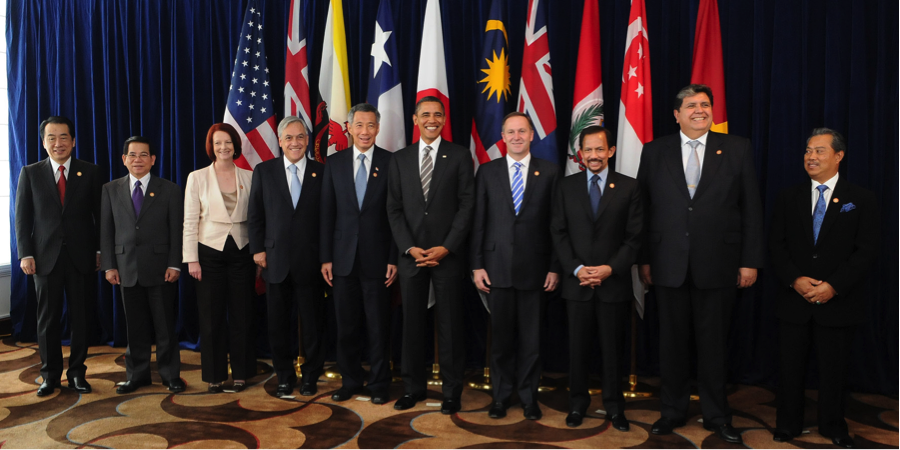 Every corporation for himself: The tpp's growing controversy