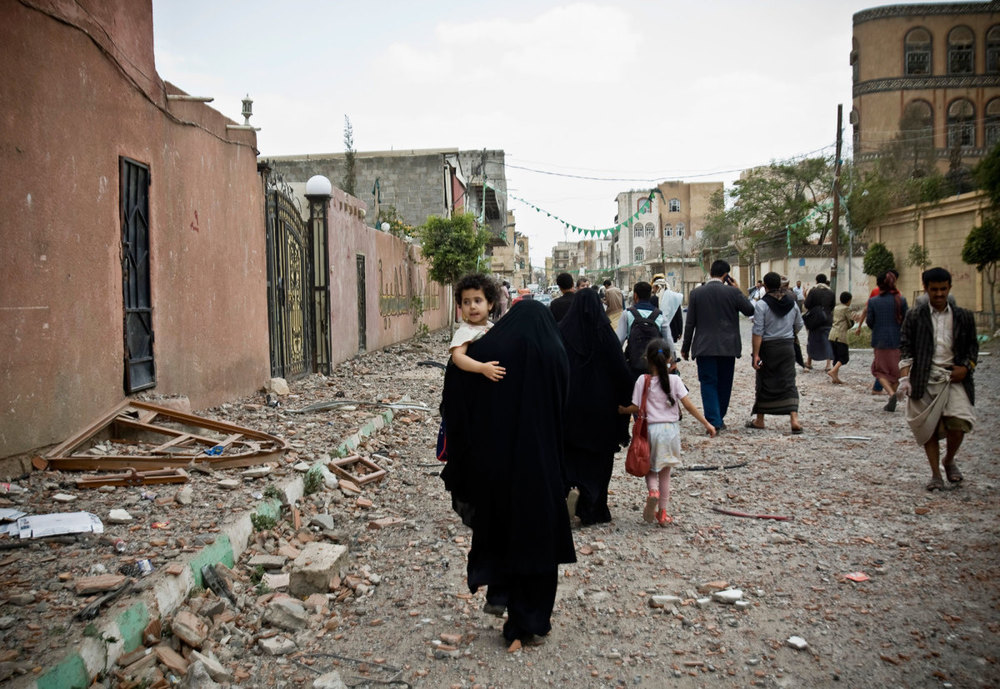 The Victims of Yemen: Innocent Civilians
