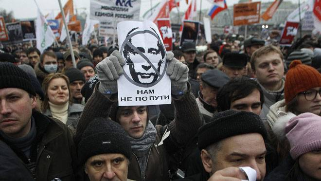 How an economic crisis might be putin's downfall