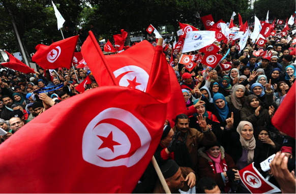tunisia: the sole success of the arab spring