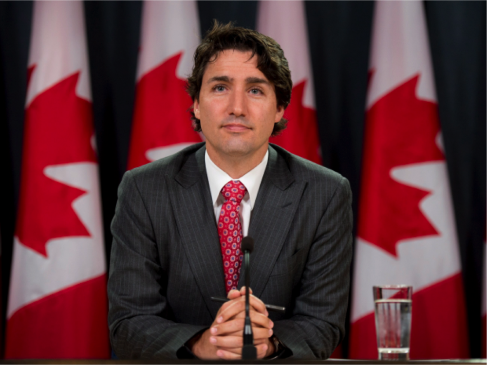 TRUDEAU'S ENVIRONMENTAL PROMISES AT RISK IN SUPPORT OF KEYSTONE PIPELINE
