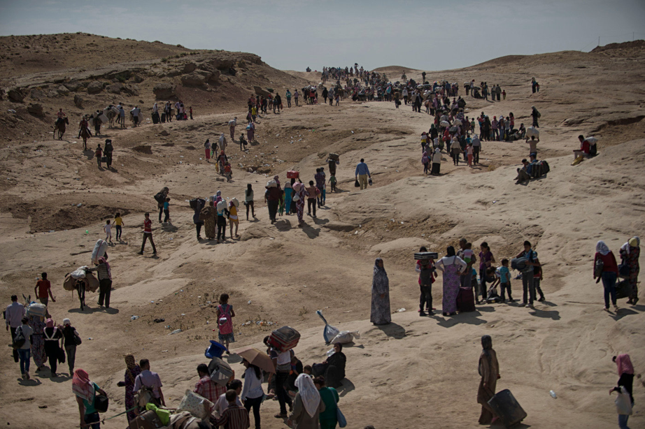 The Ins and outs of accepting syrian refugees