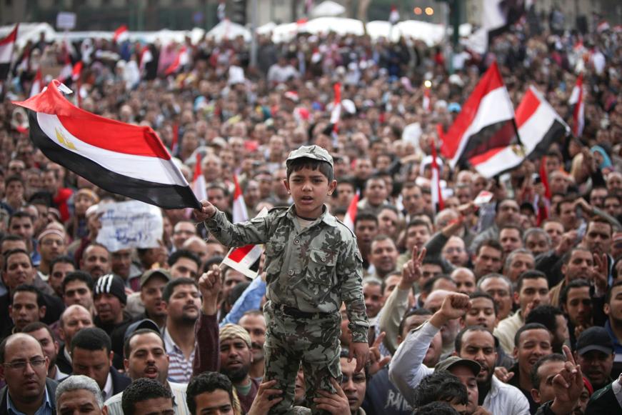 JOURNALISM IN POST-REVOLUTION EGYPT: A FREEDOM TURNED CRIMINAL