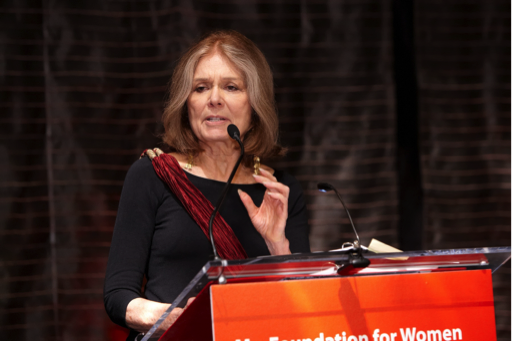 Steinem and albright are heroes turned hypocrites