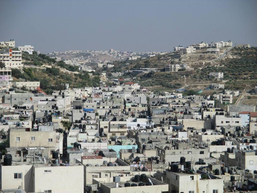 Life in a palestinian Refugee camp: Al-fawwar
