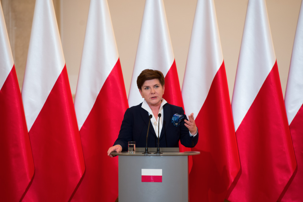 Poland's abortion ban and a movement to the right