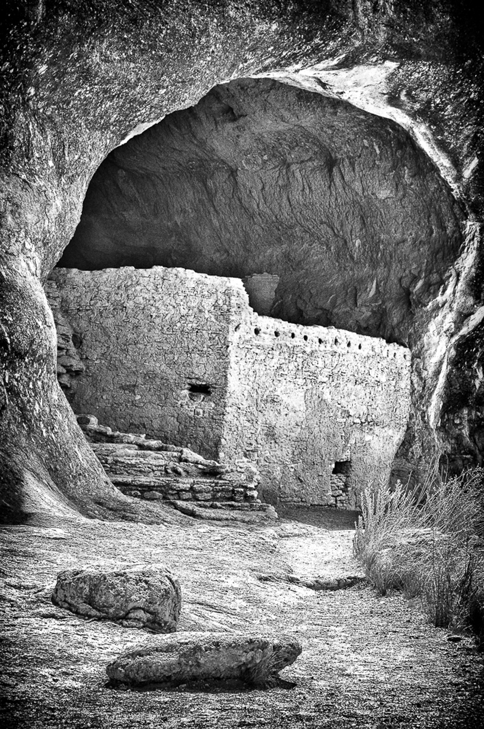 Gila Cliff Dwellings, NM