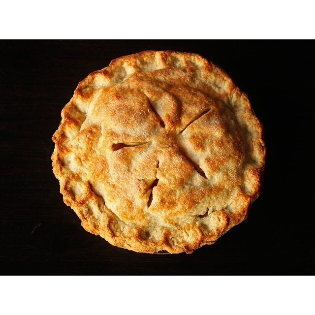 Are you in charge of bringing dessert this weekend? Having your family + friends over? Watching movies + curling up by the fire? We got you covered! We have Spiced Apple + Classic Pumpkin Pies available still; call down to the shop or message us on our Facebook page! 🍂🍎🎃