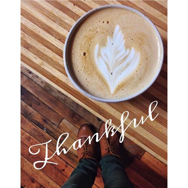 Words can't express how thankful + blessed we are to have such wonderful clients + customers who support us each and everyday. Happy Thanksgiving to you + yours! 🍂