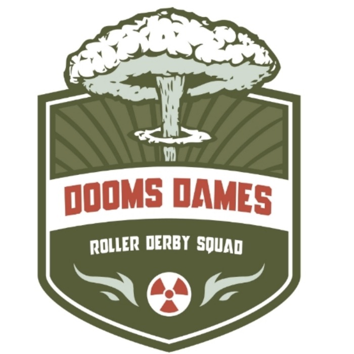Dooms Dames Color Logo